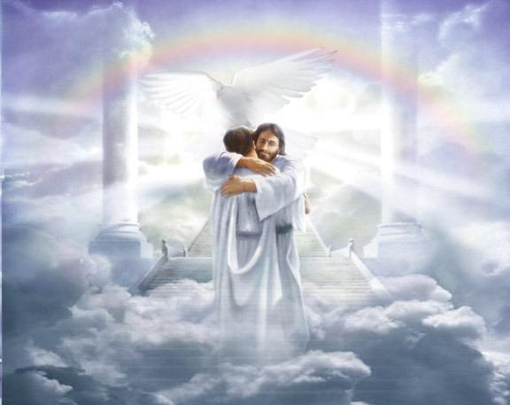 Описание: СириуС:ИЗОБРАЖЕНИЯ:Картинки:God-loves-us.jpg